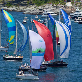 The Newport Bermuda Race